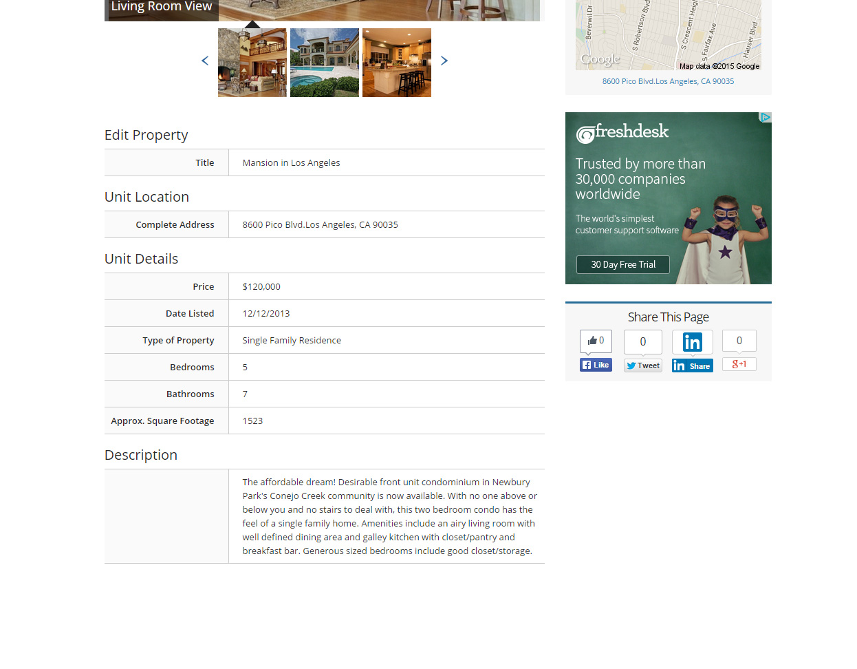 Online directory template downloads php directory script for Real estate design software