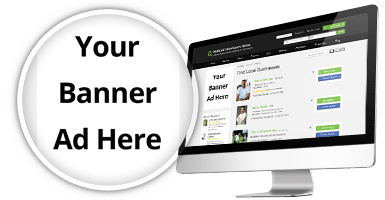 Banner Ads - Yellow Pages Theme