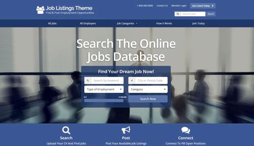 jobs board website