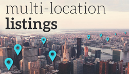 Multi-Location Listings - Website Directory Theme
