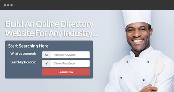 Website Directory Theme and Script