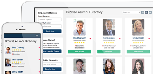 Top alumni management software