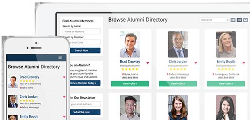 Top alumni management software
