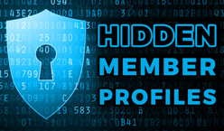 Hidden Member Profiles - Website Directory Theme