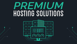 Premium Hosting Solutions - Website Directory Theme