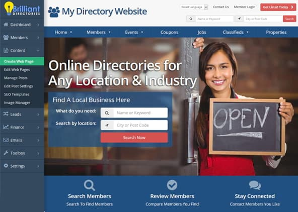 Best Directory Software - Blog - Brilliant Directories