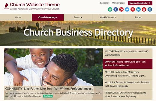Church Management Software - Church Management Platform