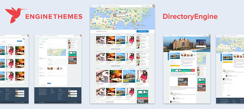 Directory Engine WordPress Theme Review