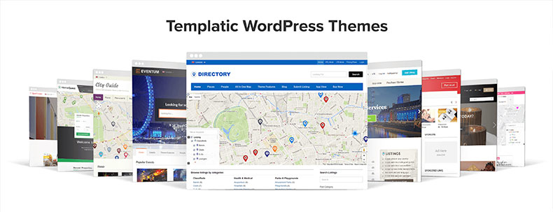 Templatic Directory theme review