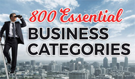 Essential Business Categories - Website Directory Theme
