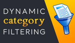 Dynamic Category Filtering - Website Directory Theme