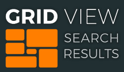 Grid View Search Results - Website Directory Theme