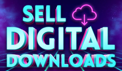 Sell Digital Downloads - Website Directory Theme