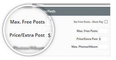 Pay Per Post add on