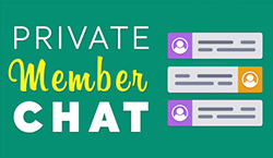 Private Member Chat - Website Directory Theme