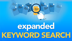 Expanded Keyword Search - Website Directory Theme