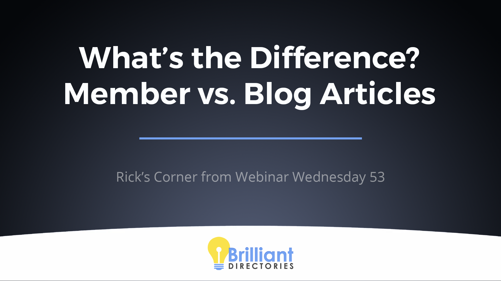 https://www.brilliantdirectories.com/blog/whats-the-difference-between-member-articles-vs-blog-articles-for-your-directory-website