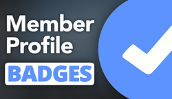 Member Profile Badges - Website Directory Theme