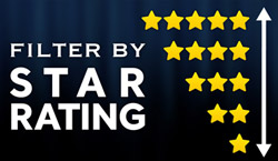 Filter by Star Rating - Website Directory Theme