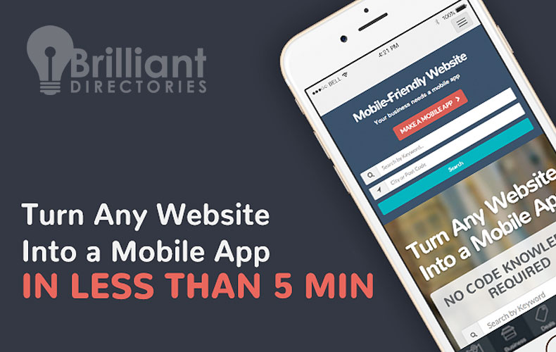 https://www.brilliantdirectories.com/blog/how-to-turn-a-website-into-a-mobile-application