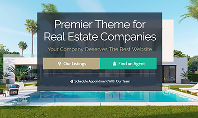 Real Estate Agency Theme