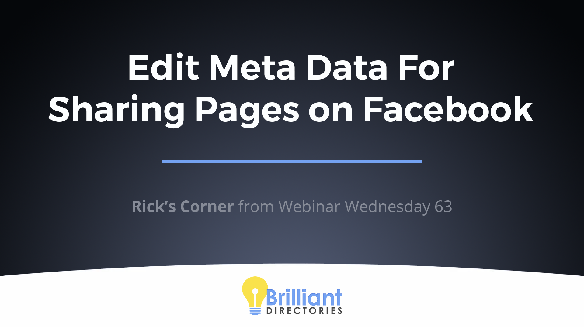 Best Facebook Sharing Tips for Membership Website Meta Data
