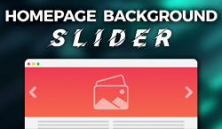Homepage Background Slider - Website Directory Theme