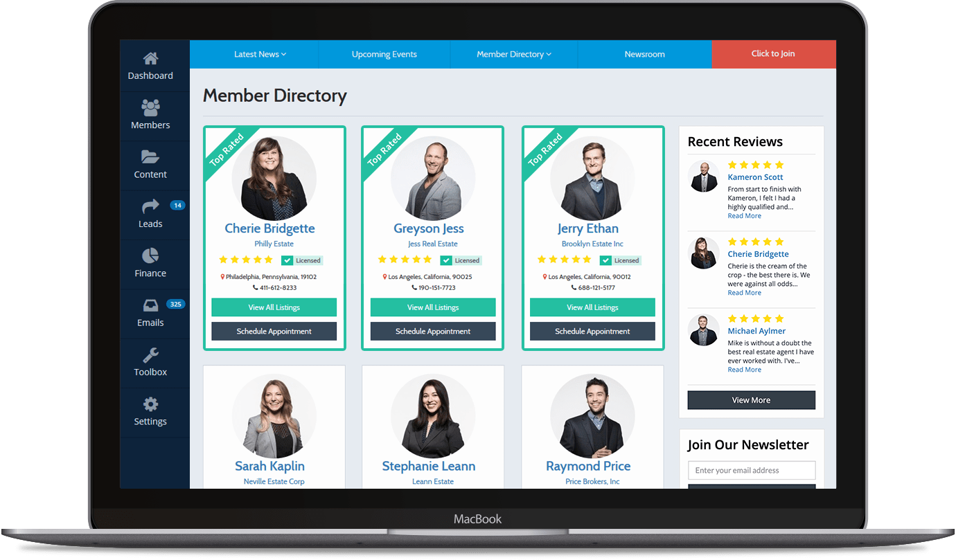 Best Business Directory Theme
