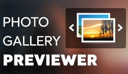 Photo Gallery Previewer - Website Directory Theme