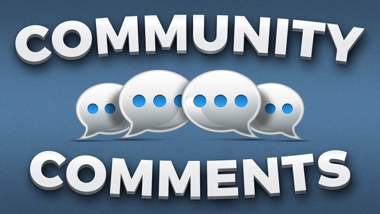 Community Comments Add-On