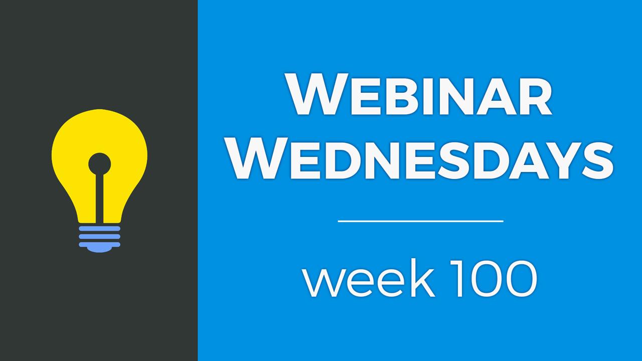 https://www.brilliantdirectories.com/blog/webinar-wednesday-100-october-21-2020