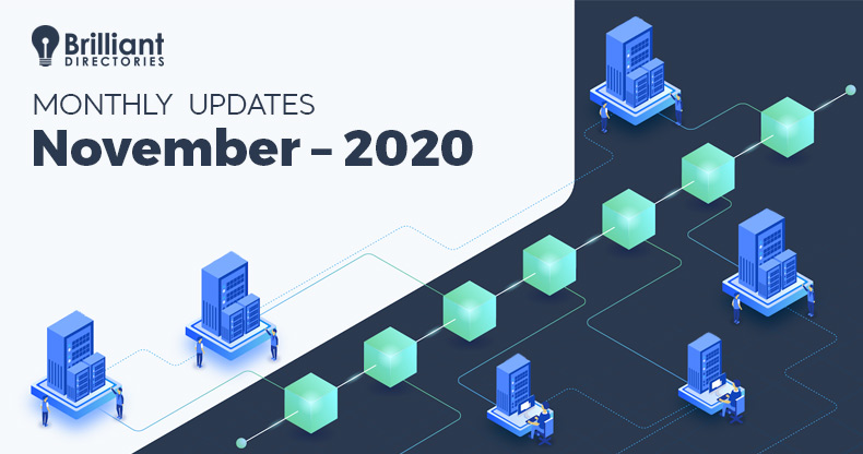 https://www.brilliantdirectories.com/blog/november-2020-monthly-changelog